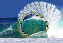 Surfing  / by Harriet Sheppard