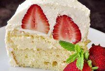 Cakes & Pies / by Lisa Morton