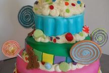 cakes / by Angie Rhodes