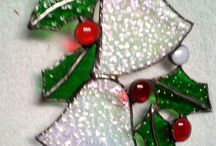 Stain Glass Christmas, Winter / by Cheyenne Whitebird