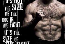 UFC / by Marty Bigperm