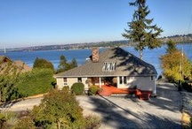 Homes Around Gig Harbor / You can find your dream home right here! If you see something you like, let me know, and I can get you started with your home search. Happy Home Buying! / by Stacia Whatley ~ StaciaSellsHomes