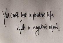 Positive Quotes / by Glory Gonzalez