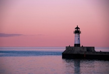 lighthouse beauty / by Annette Beauvais