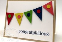 Stamping - Congratulations / by Melanie Simington