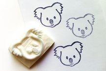 Stamp carving / by Laura Orihuela Jiménez