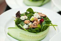 Salads.....salads / by Ana Ramirez