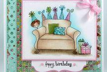 Cards - Stamping Bella / by Teresa Kearns