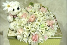Baby Girl Gift Box / by Wrapsody & Ink