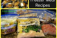 Freezer Meals / by Lee Ann Isbell