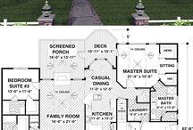 House Plans / by Staci