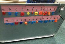 Letter recognition/Sounds / Preschool / by Jessica Winn