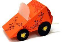Have Book Will Travel: Grade School Crafts / by iREAD Program