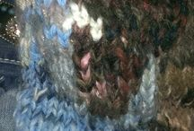 Knitting! / I am an addict and yarn hoarder / by Rebecca Willoughby