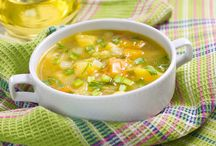 Soups and Salads  / Soup and salad recipes from the Farmers' Almanac / by Farmers' Almanac