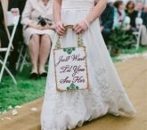 Wedding ideas for later / by Erin Rumley