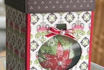 Christmas cards and crafts / by Polly Davis Arens