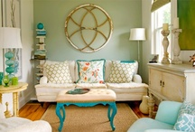 Living Rooms  / by Channing Allard