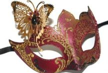 Masks, Fancy / by Deb Teaters