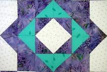 Patchwork - Blocos - 1 / by Cristina Nascimento
