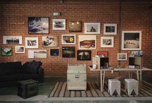PreFAB Inspiration Board / A Visual Stream of Creative Concepts for PreFAB San Diego / by Brian Hawkins