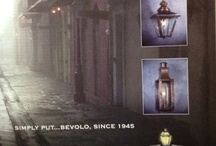 Bevolo Ads & Mentions / Have you seen us Lately? Bevolo Ads and Magazine Features.  / by Bevolo