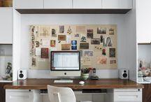 Office Space / by Felipe Contreras