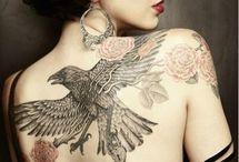 Tattoos / by Liz Elisii Regett