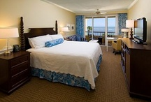 Hotel Rooms / by The King and Prince Beach & Golf Resort