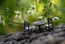 ❀⊱╮Enchanted, Magical Gardens & the Outdoorsy / by Deena Leigh