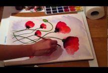Drawing, Painting, Wall Art, Etc. / by Linda Weaver