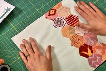 Quilting: BOM Ideas / by Carey Fitch