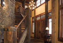 Foyers / by Waugh Interior Designs