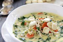 Soups / by Tanya Hudson