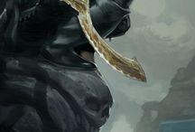 Warrior.... / by KJ Johnson