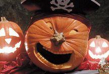 pumpkin carving ideas / by Lisa Alexander