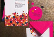 Papier - faire-part, invitations & cartes / by Liz-Ln Comdeuxfilles