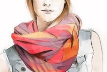 Favorite Fashion Illustrations / by Fashion Design Step by Step