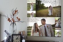 Wedding canvas ideas / by Designs for Me