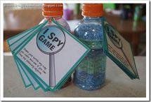 VBS 2014 Spy / by Kristen Lee Fields