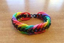 Rainbow Loom / by Loreal DeJesus