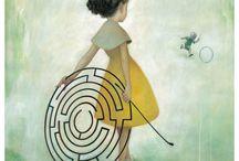 labyrinth / by BethanyNjason Edington