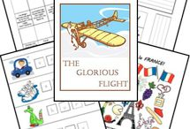FIAR: The Glorious Flight / by Andrea Spencer