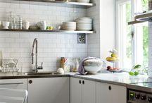 kitchen / by Sonja Balfoort