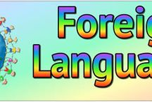 Learning - Foreign Languages / by Amy Sey