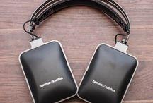 Bluetooth Headphone Comparison (July 2014) / by Christine Lemke
