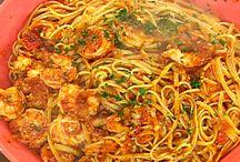 Seafood/Fish Recipes / by Paula Swope