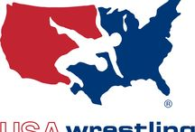 Wrestling for Trent man / by Amy Trouth