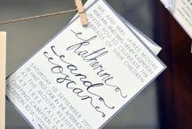 wedding stuff / by Frollein Julia