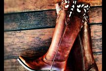 Cowgirl Boots / by Shannon Grand